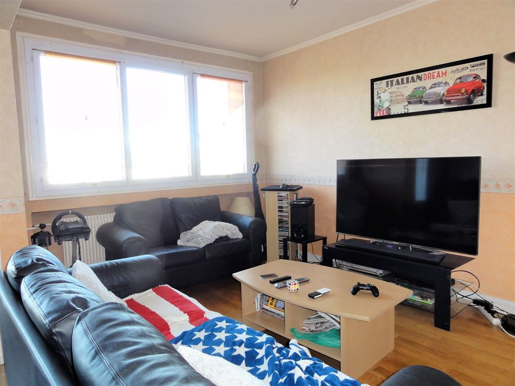 Appartement F3 FIRMINY (42700) CURTIS IMMOBILIER